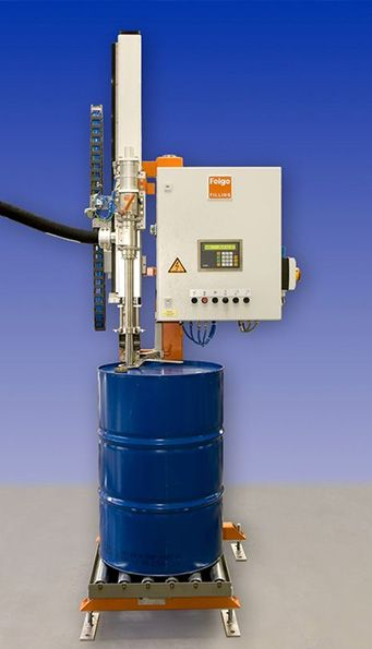 Slim Line drum filling station type 9