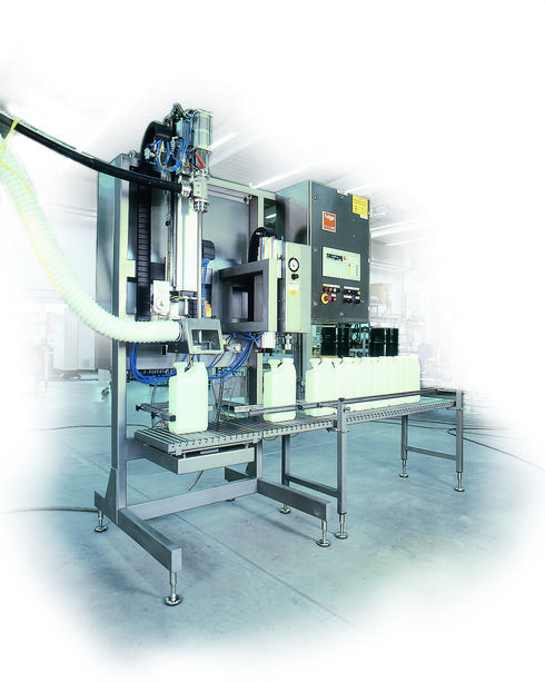 Can Filling Equipment type 24