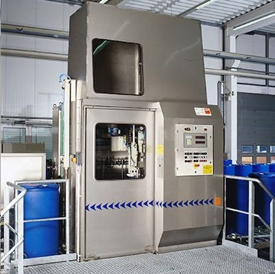 Automatic drum filler INTEGRA® 81