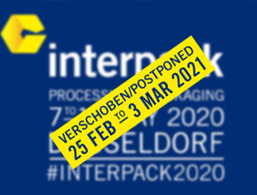 INTERPACK 2020 cancelled