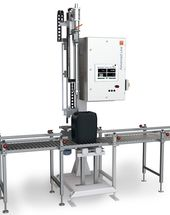 Advanced Line type 24 - Sturdy can filling equipment that is also suitable for the filing of cans