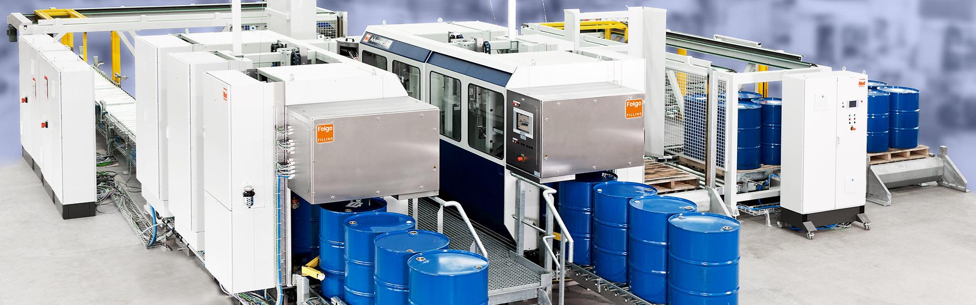 Feige Filling Haver Amp Boecker Filling Equipment