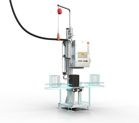 Can filling equipment ELEMENTRA® 24
