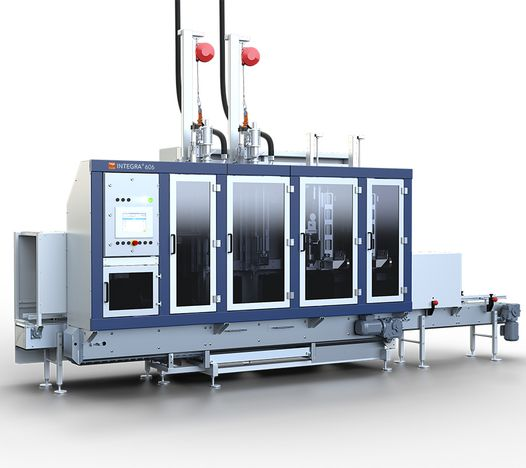 Automatic can filler INTEGRA® 606