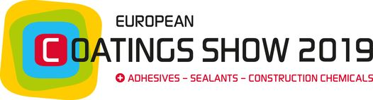 EUROPEAN COATINGS SHOW, Nuremberg, 19.-21.03.19