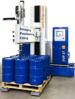Automatic Pallet Filling Equipment Type 37