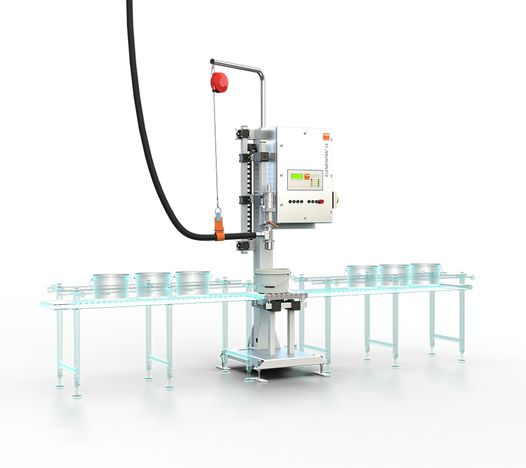 Pail filling equipment ELEMENTRA® 24