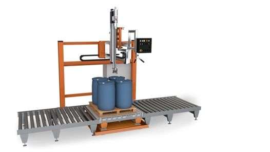 Pallet filling equipment Advanced Line Type 27