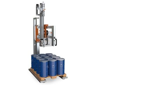Pallet filler Slim Line Type 6