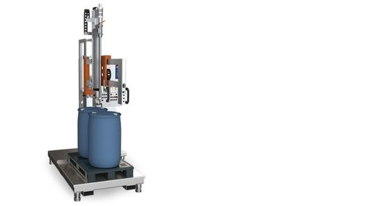 Pallet filler Compact Line Type 16