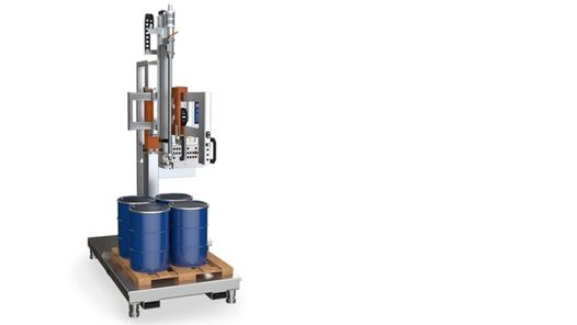 Pallet filler Compact Line Type 17