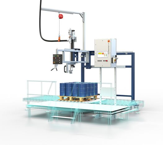 Coordinate pallet filling equipment ELEMENTRA® 27