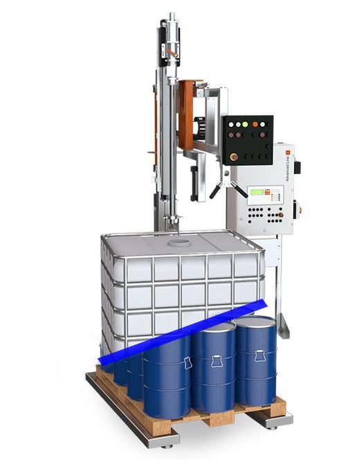 Pallet filling equipment Advanced Line Type 26